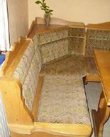 Gebrauchte Eckbank Stühle Tisch Eiche Rustikal
