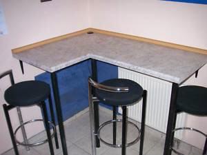 tresen kaufen 2te hand laden gebraucht. Black Bedroom Furniture Sets. Home Design Ideas